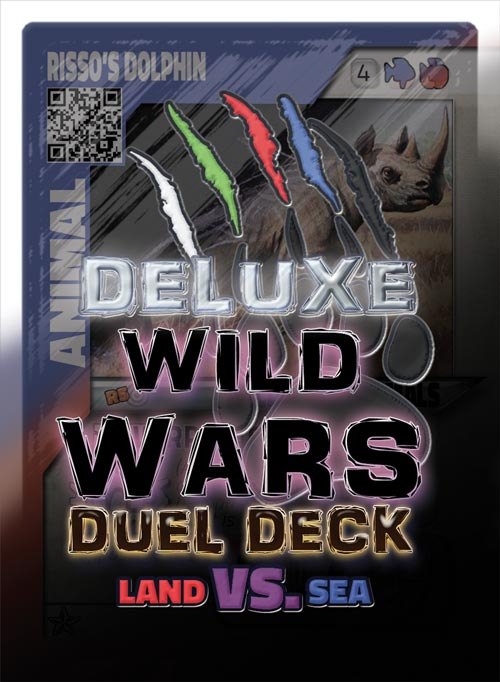 Wild Wars Alllows You To Play Inside The World of Depleted